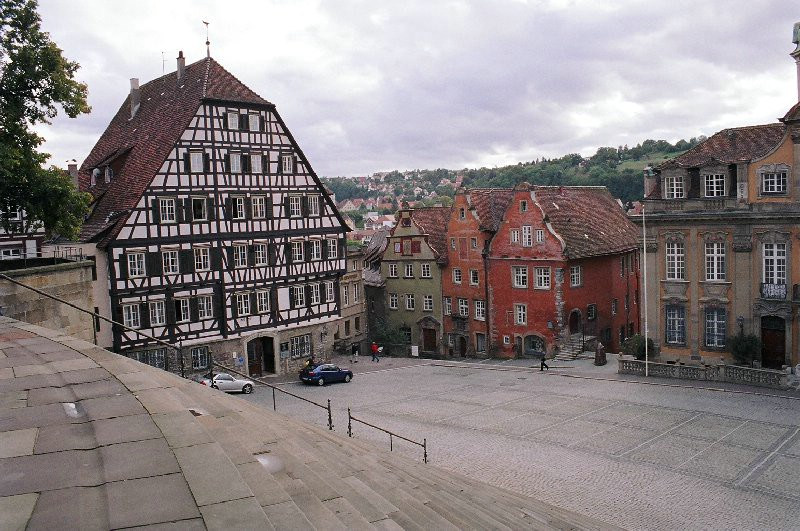 Hotel Heubach Baden Wurttemberg